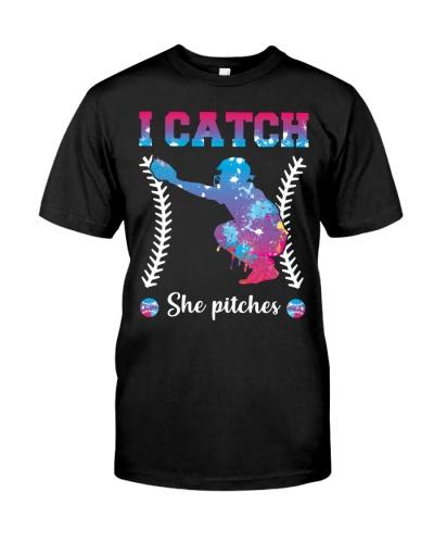 I catch