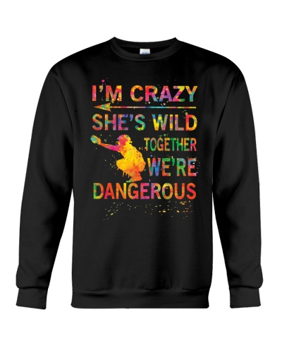 I'm crazy