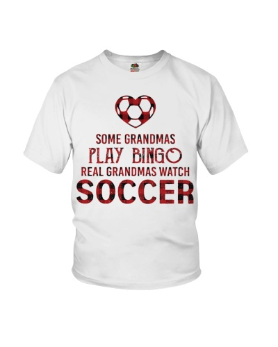 Real Grandmas Watch Soccer