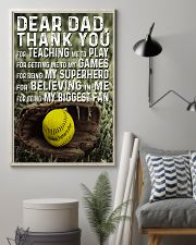Thank you Dad Softball ver Nhg07 11x17 Poster lifestyle-poster-1