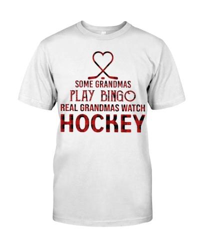 Real Grandmas Watch Hockey Nhg07