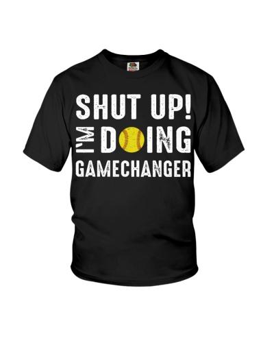 I'm Doing Gamechanger Softball NCH01
