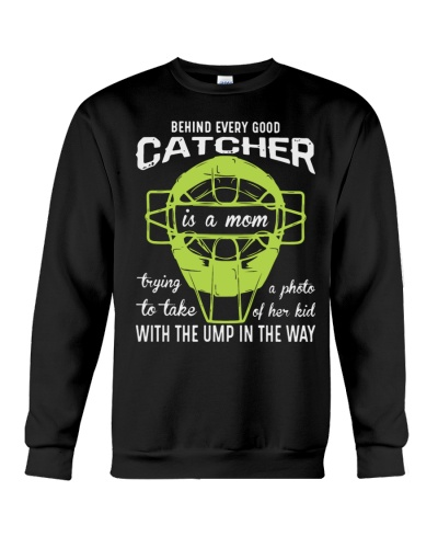 Behind every good catcher