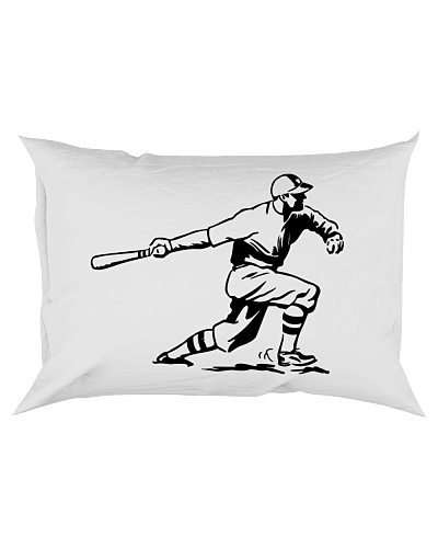 Baseball Pitcher Pillowcase ncl04