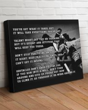 Motivational Hockey Canvas Nhg07 24x20 Gallery Wrapped Canvas Prints aos-canvas-pgw-24x20-lifestyle-front-08