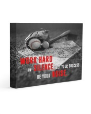 Let your Success Be Your Noise Baseball Gallery Wrapped Canvas Prints tile