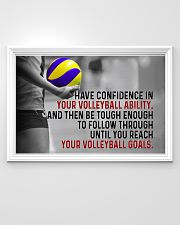 Volleyball Goals 36x24 Poster poster-landscape-36x24-lifestyle-02
