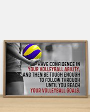 Volleyball Goals 36x24 Poster poster-landscape-36x24-lifestyle-03