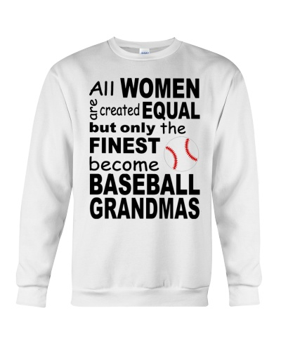 The Finest Become Baseball Grandmas
