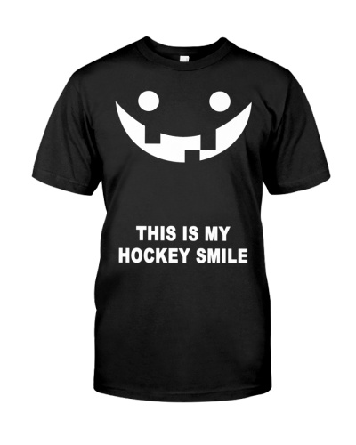 This Is My Hockey Smile Nhg07