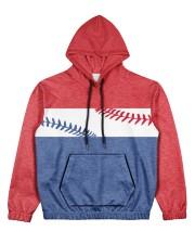 Retro Baseball Nhg07 Women's All Over Print Hoodie tile