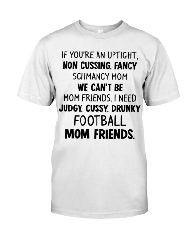Football mom friends