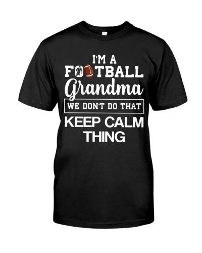 I'm a football grandma