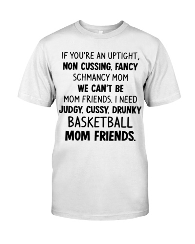 Basketball mom friends