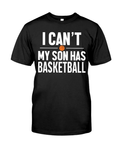 I can't my son has basketball ncl04