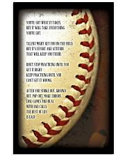 You've Got What It Takes Baseball Canvas Nhg07 Vertical Poster tile