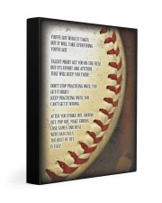 You've Got What It Takes Baseball Canvas Nhg07 Gallery Wrapped Canvas Prints tile