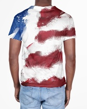 Limited Edition Hockey Flag Nhg07 All-over T-Shirt aos-all-over-T-shirt-lifestyle-back-02