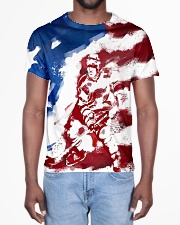 Limited Edition Hockey Flag Nhg07 All-over T-Shirt aos-all-over-T-shirt-lifestyle-front-02