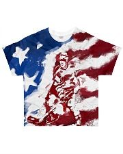 Limited Edition Hockey Flag Nhg07 All-over T-Shirt front