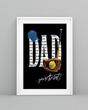 Dad - You're the best  11x17 Poster lifestyle-poster-5