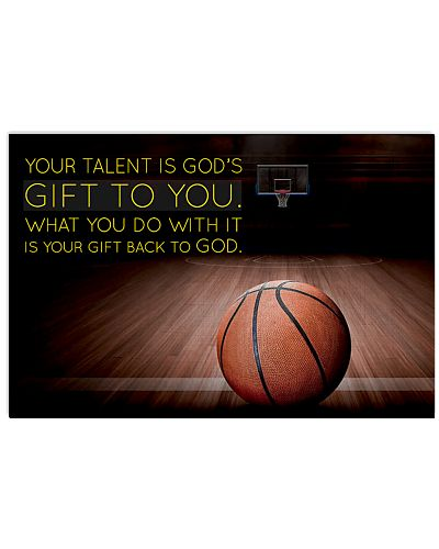 Your talent is God's gift to you ncl04