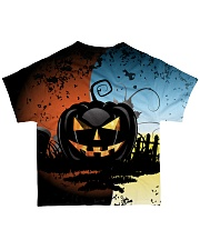 Halloween Tee Nhg07 All-over T-Shirt back