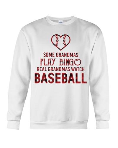 Real Grandmas Watch Baseball