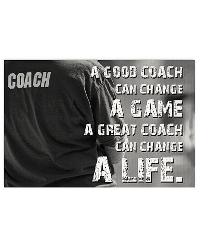 A Great Coach Can Change A Life Baseball