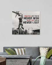 Practice Basketball Canvas Nhg07 24x20 Gallery Wrapped Canvas Prints aos-canvas-pgw-24x20-lifestyle-front-16