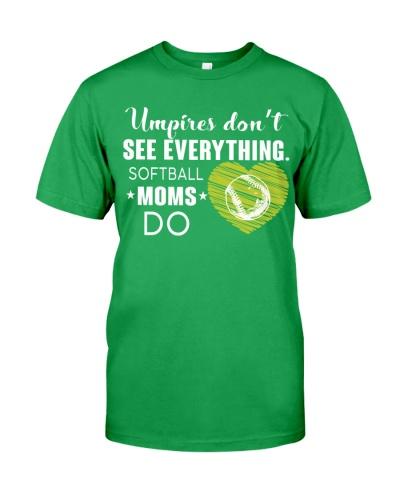 Softball moms do