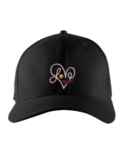 Love my girl ncl04 Embroidered Hat front