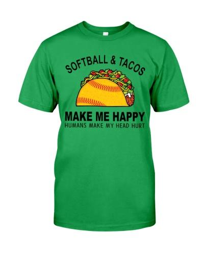 Softball and tacos