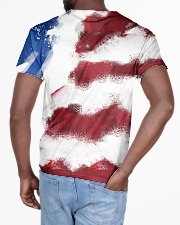 Limited Edition Baseball Flag Nhg07 All-over T-Shirt aos-all-over-T-shirt-lifestyle-back-03