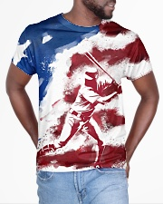 Limited Edition Baseball Flag Nhg07 All-over T-Shirt aos-all-over-T-shirt-lifestyle-front-04