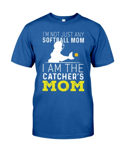 I am the catcher's mom