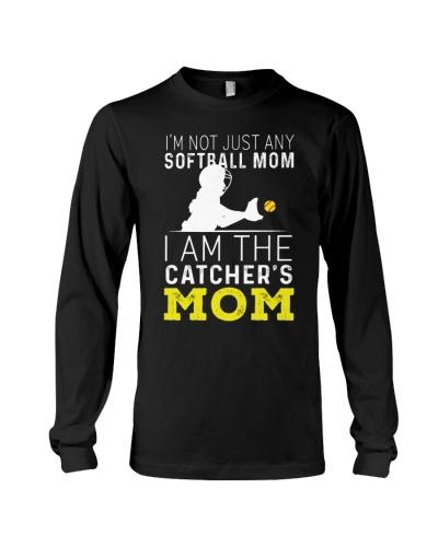 I am the catcher's mom
