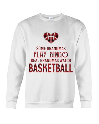 Real Grandmas Watch Basketball