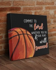Commit To The Lord Basketball ver Nhg07 16x16 Gallery Wrapped Canvas Prints aos-canvas-pgw-16x16-lifestyle-front-09