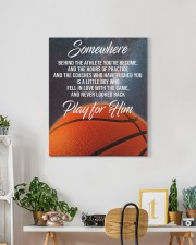 Play For Him Basketball Canvas Nhg07 20x24 Gallery Wrapped Canvas Prints aos-canvas-pgw-20x24-lifestyle-front-18