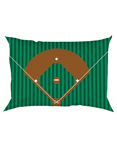 Baseball Field Pillowcase ncl04
