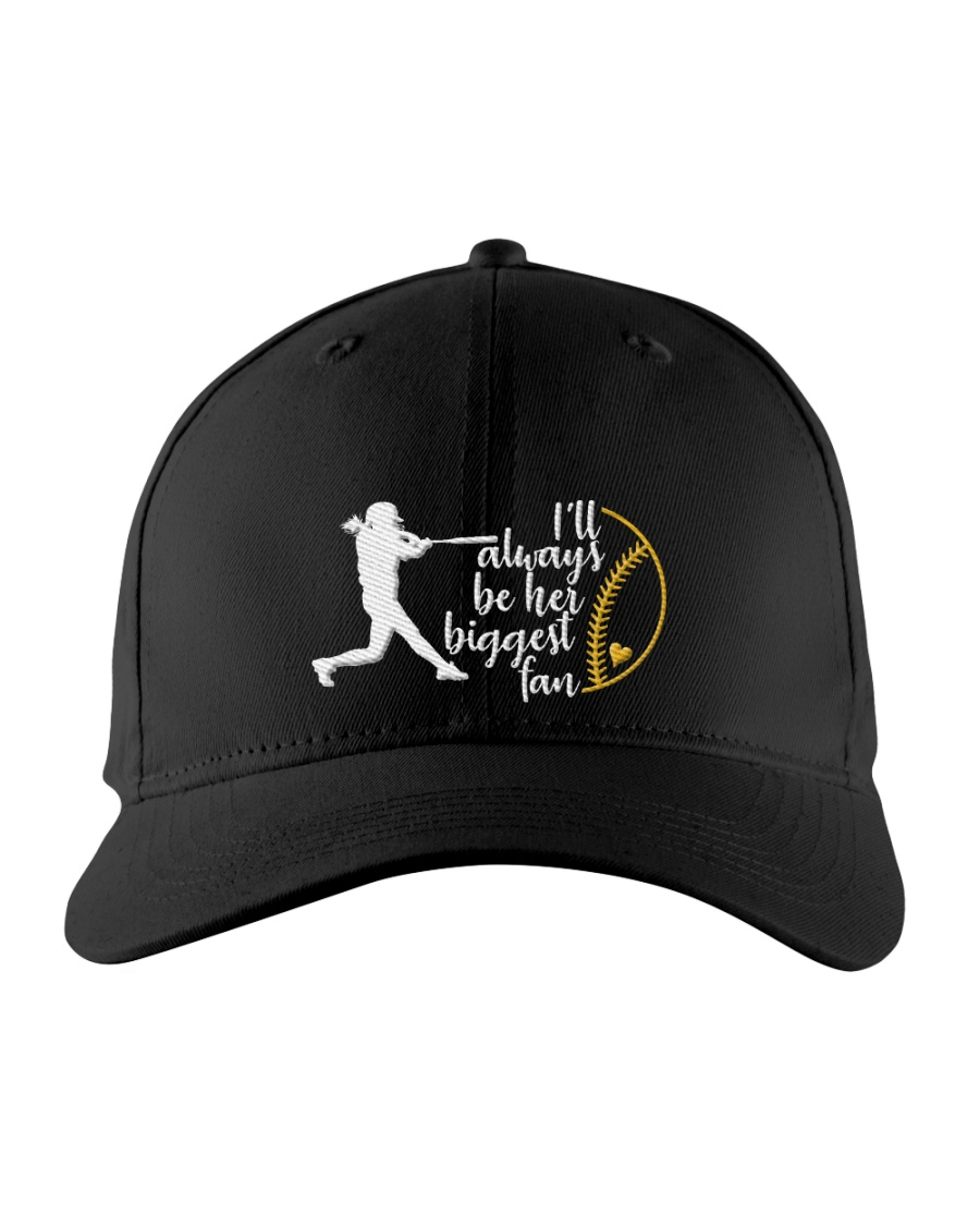 I'll always be her biggest fan ncl04 Embroidered Hat