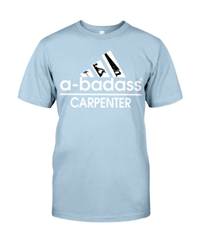 carpenter badass shirt