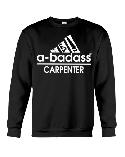 carpenter badass shirt