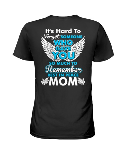 who gave so much mom shirt