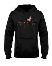 LET-IT-BE Hooded Sweatshirt tile