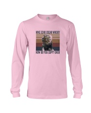 Pilot Mike Echo Oscar Whisky Long Sleeve Tee thumbnail