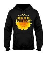 SUCK-IT-UP-BUTTERCUP-SUNFLOWER Hooded Sweatshirt thumbnail