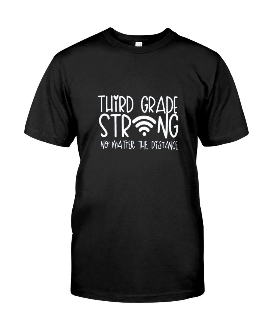 Kindergarten Strong Classic T-Shirt