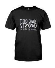 Kindergarten Strong Classic T-Shirt front